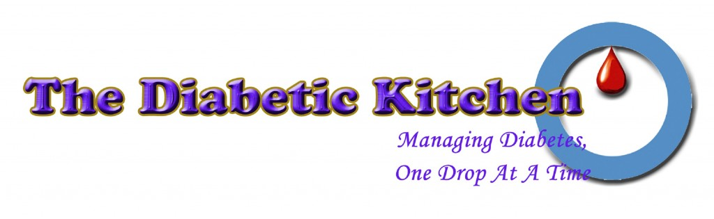 The Diabetic Kitchen Logo