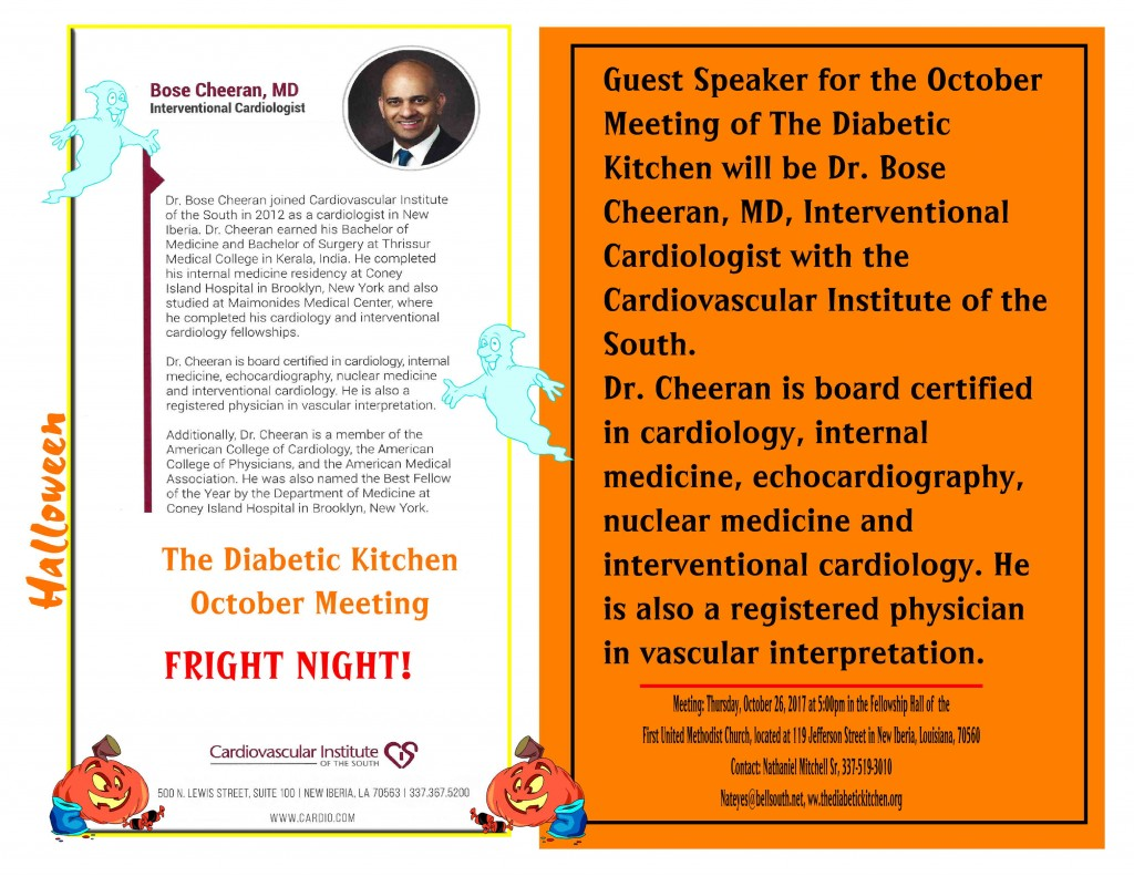 Dr. Bose Cheeran, MD Interventional Cardiologist